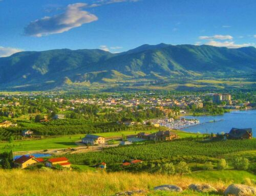 About Penticton