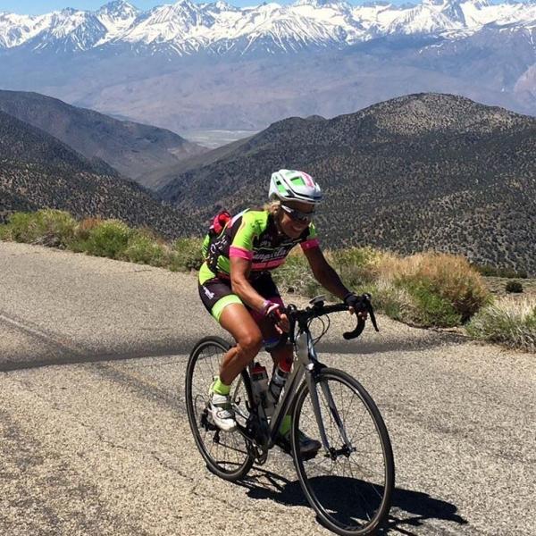Ann Barnes, Epic Cycling Guide