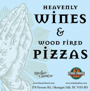 Blasted Church Wood Fired Pizza
