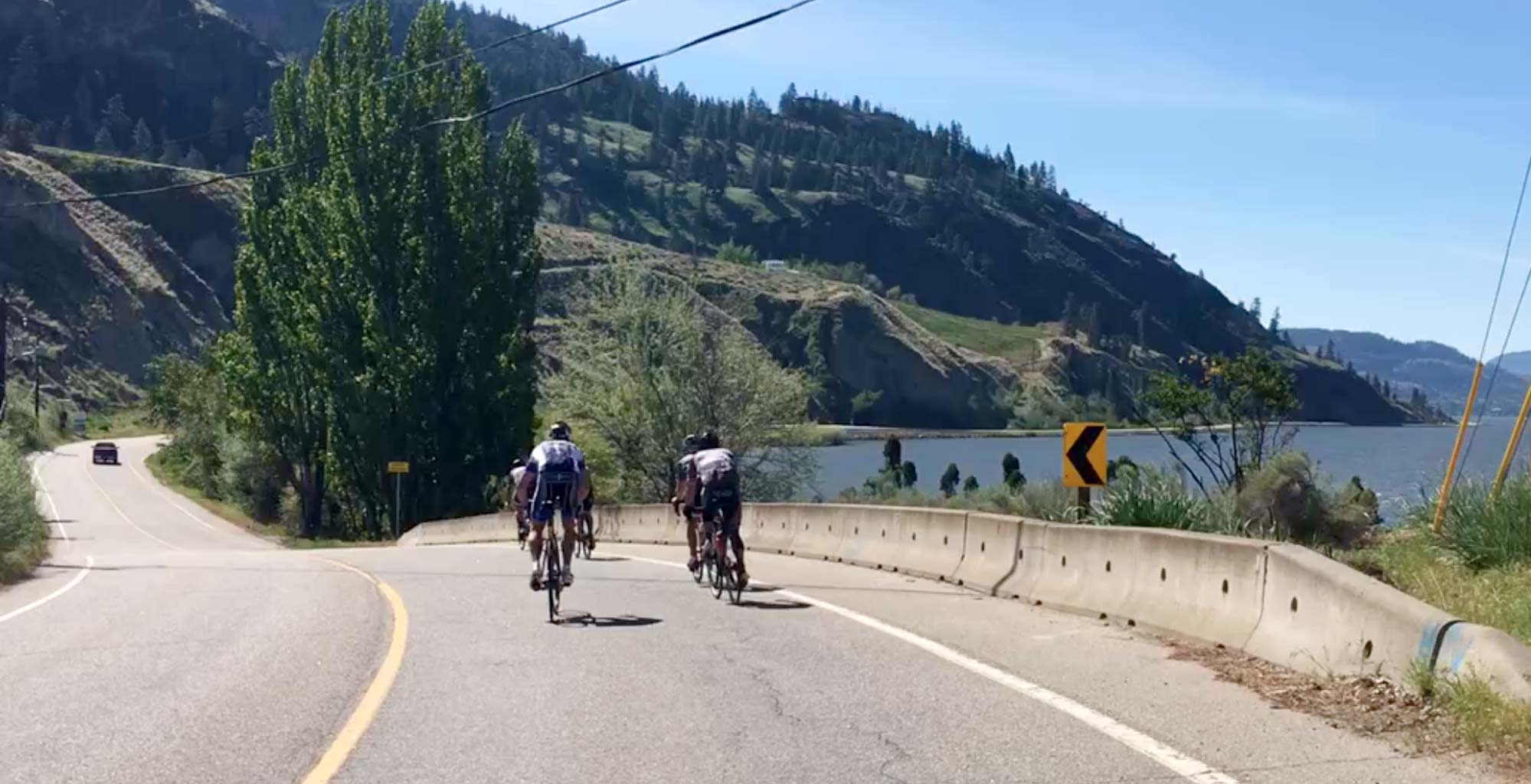Epic Riders in Penticton Cycling
