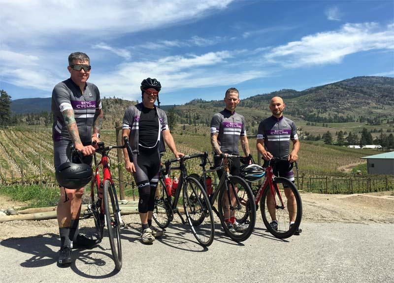 Epic Road Riders Penticton