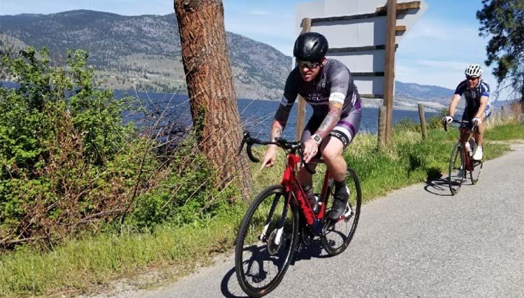 Epic Road Ride Hills Penticton