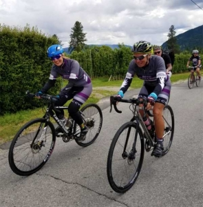 Kettle Valley Trail Cycling Tour