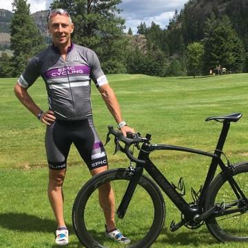 Martin Caron, Epic Cycling